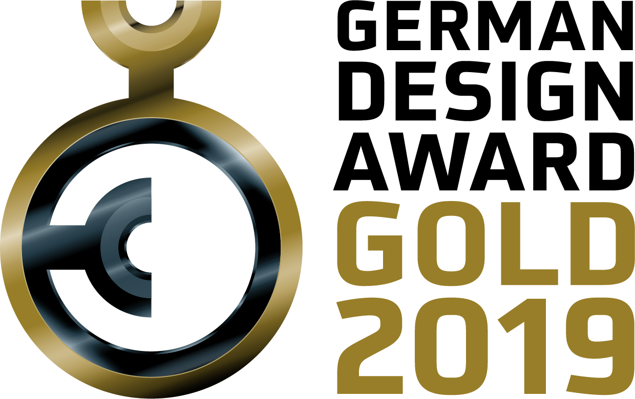 German Design Award Gold 19